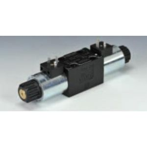 Elektrozawór suwakowy NG6 Typ HK 41C