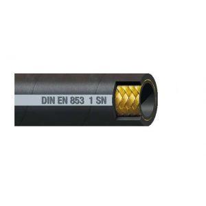 1SN - wąż wysokociśnieniowy z jednym stalowym oplotem