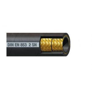 2SN - wąż wysokociśnieniowy z dwoma stalowymi oplotami