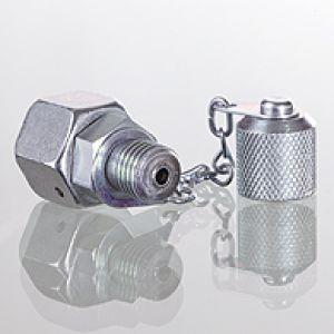 HFM KL 12 / HFM KS 12 - przyłącze pomiarowe, S 12,65x1,5