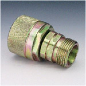 Szybkozłącze skręcane SKL HS - GNIAZDO, wersja ciężka do 450 bar
