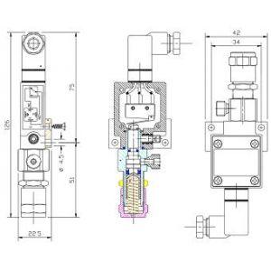 Mikrowłącznik ciśnieniowy