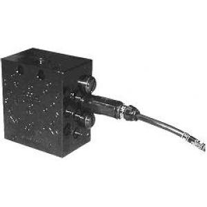 Progresywny rozdzielacz z regulowaną wydajnością i elektronicznym czujnikiem ruchu tłoka