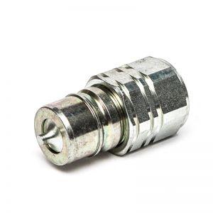Szybkozłącza hydrauliczne grzybkowe ISO A-wtyk