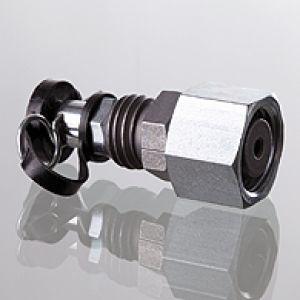 HFM KL S / HFM KS S - przyłącze pomiarowe, seria wtykowa DN 2