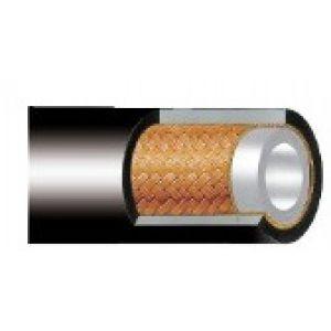 NY - wąż termoplastyczny z jednym oplotem z drutu stalowego