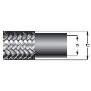 SI - wąż paliwowy z zewnętrznym oplotem stalowym