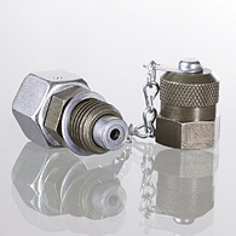 HFM KL 16 / HFM KS 16 - przyłącze pomiarowe, M 16x1,5